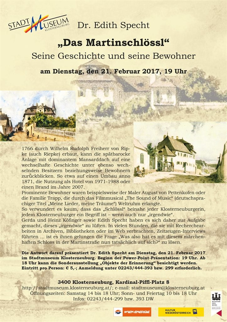 City of Klosterneuburg - Home - Stadtgemeinde Klosterneuburg